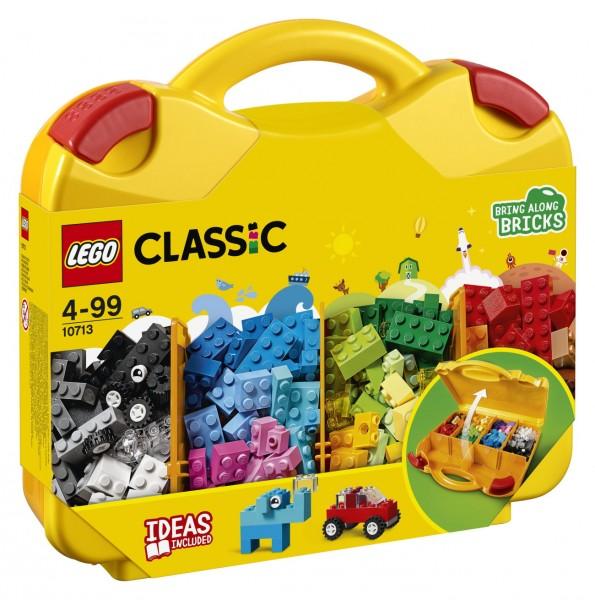 LEGO Classic 10713 - Bausteine Starterkoffer - Farben sortieren
