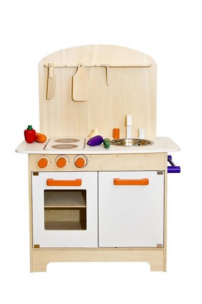 Küche aus Holz (Glow2B 1000016)