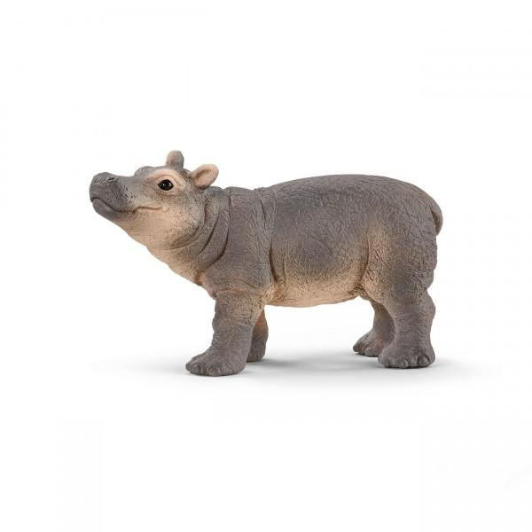 Nilpferd Junges Figur - Schleich 14831