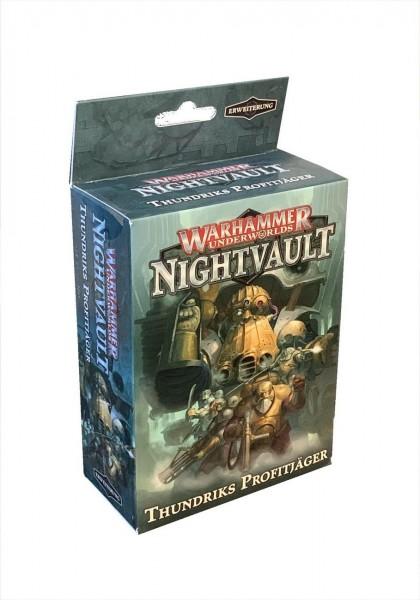 Warhammer Underworlds: Nightvault - Thundriks Profitjäger (111-54-04)