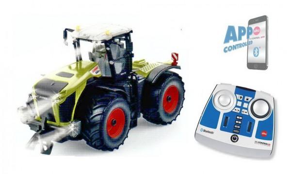 SIKU R/C 6794 - Claas Xerion 5000 Trac VC Set mit Bluetooth Fernsteuerung