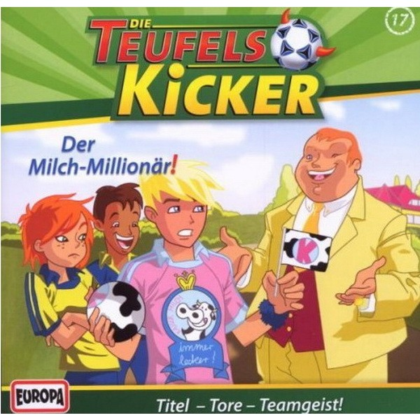 CD Teufelskicker: Der Milch Millionär (17)
