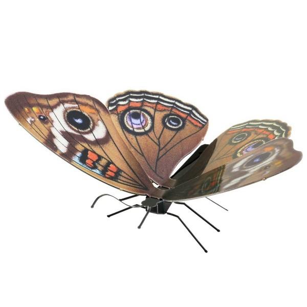 Metal Earth - Schmetterling Pfauenauge - Buckeye