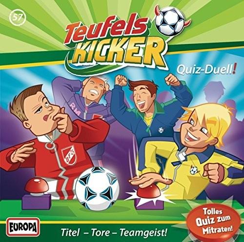 CD Teufelskicker: Quiz-Duell (57)