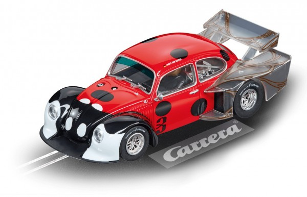 Carrera digital 132 - VW Käfer Ladybugracer Marienkäfer (30821)