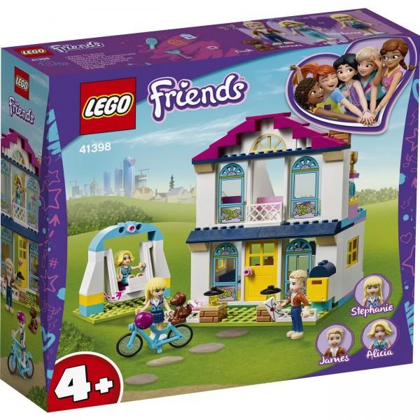 LEGO Friends 41398 - 4+ – Stephanies Familienhaus