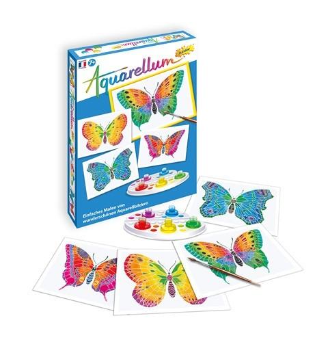 Aquarellum Junior Schmetterlinge (Sentosphere)