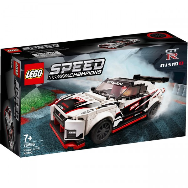 LEGO Speed Champions - Nissan GT-R NISMO (76896)