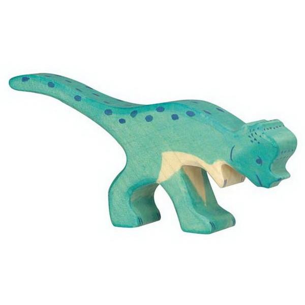 Holztiger Pachycephalosaurus (80338) Dinosaurier Figur