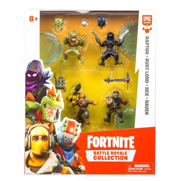 Fortnite - Squad Pack Battle Royale Collection (Boti 35639)