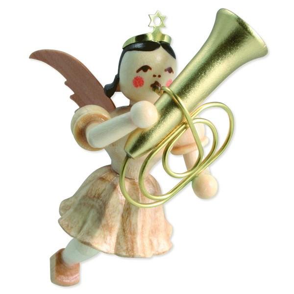 Schwebeengel mit Tuba