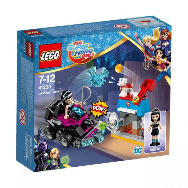 LEGO DC Super Hero Girls 41233 - Lashinas Action-Cruiser