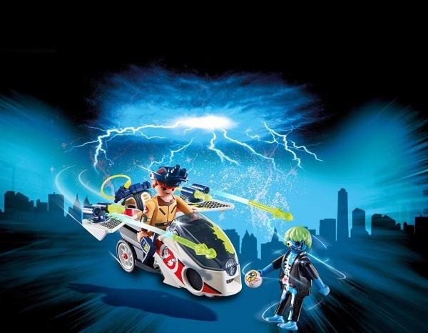 Playmobil 9388 - Stantz mit Flybike (Ghostbusters)