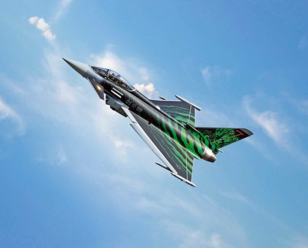 Revell 03884 - Eurofighter Ghost Tiger - Flugzeug Modell