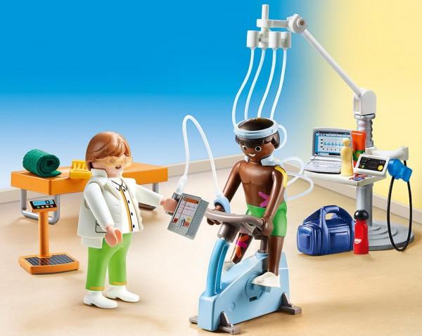 Playmobil 70195 - Beim Facharzt: Physiotherapeut
