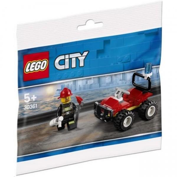 LEGO City 30361 Feuerwehr Buggy - Polybag