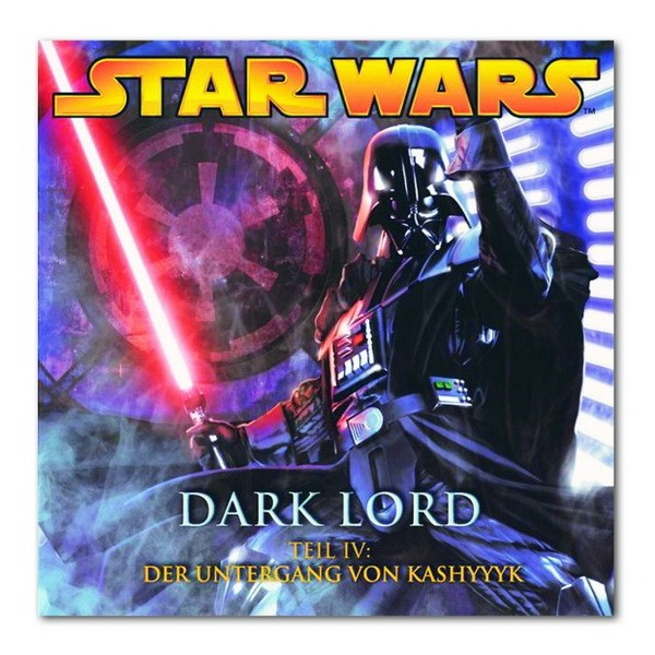 CD Star Wars Dark Lord Untergang von Kashyyyk (04)