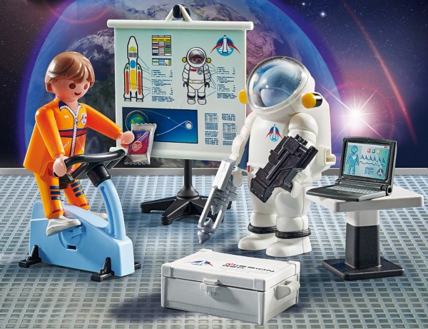 Playmobil 70603 - Geschenkset Astronautentraining - Space