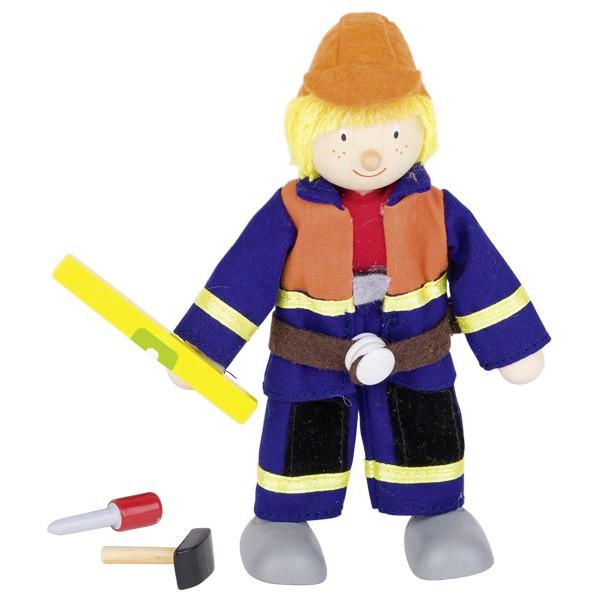 Biegepuppe Handwerker (goki 51630)