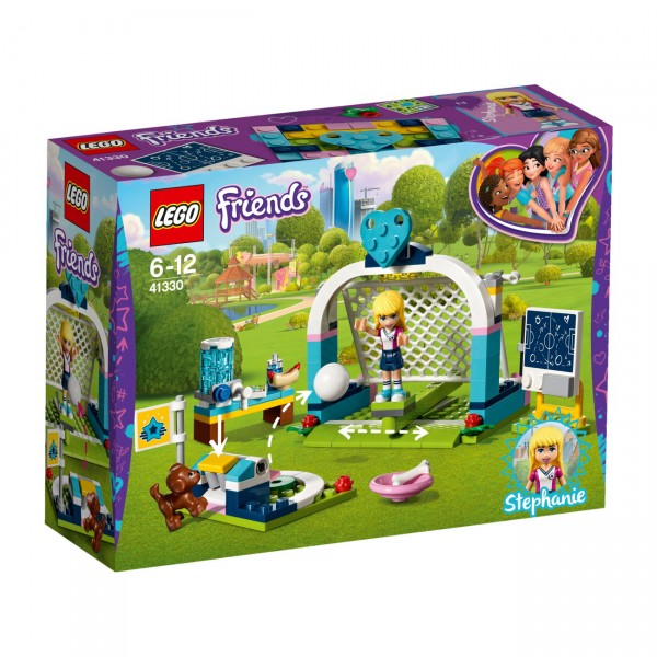 LEGO Friends 41330 - Fußballtraining mit Stephanie