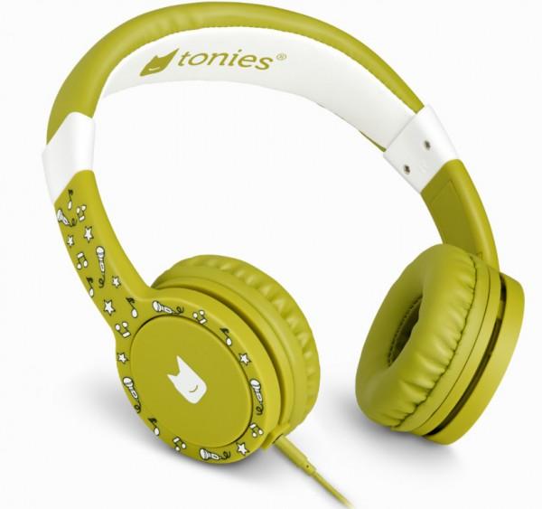 Tonie Lauscher GRUEN - Kopfhörer