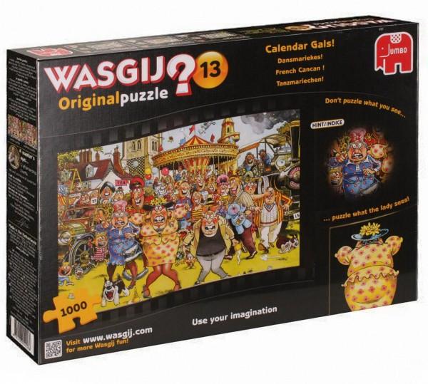 Wasgij Puzzle 13 - Tanzmariechen