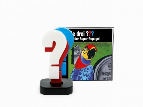 Tonies - Die drei Fragezeichen ??? - und der Super-Papagei Limited - Hörspiel