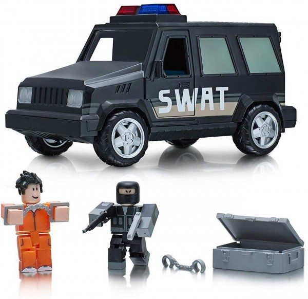 ROBLOX - Jailbreak Swat Unit Fahrzeug (Jazwares 10774)