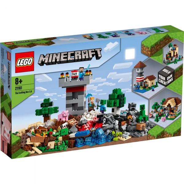 LEGO Minecraft 21161 - Die Crafting-Box 3.0