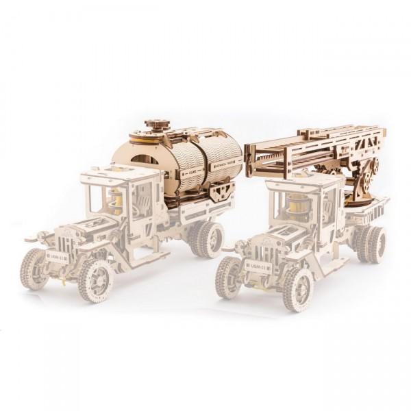 UGEARS - LKW Erweiterungsset für Truck UGM-11