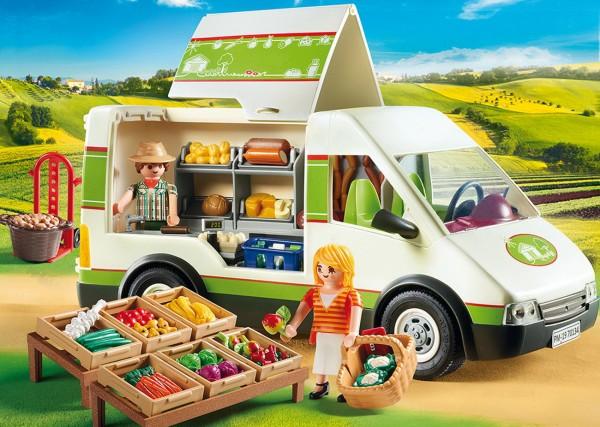 Playmobil 70134 - Hofladen Fahrzeug (Country)