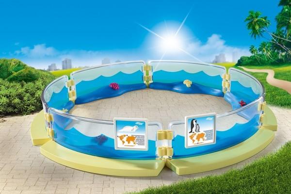 Playmobil 9063 - Meerestierbecken