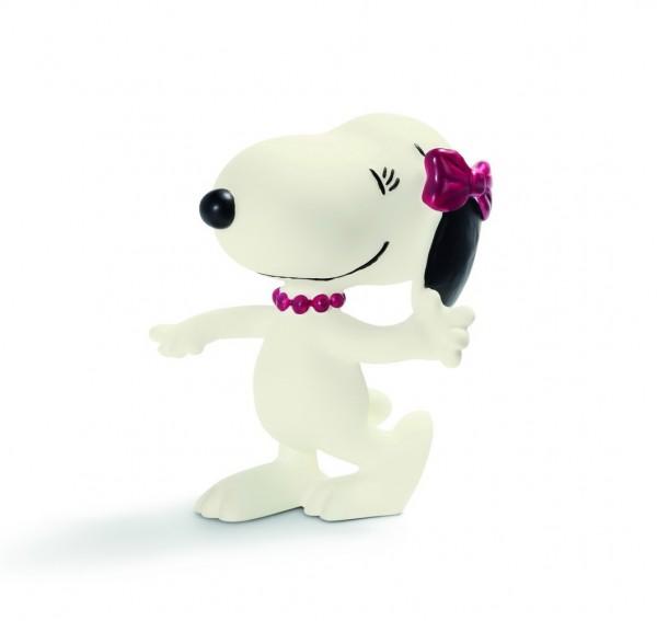 Belle - Snoopy tanzend - Peanuts - Schleich 22004