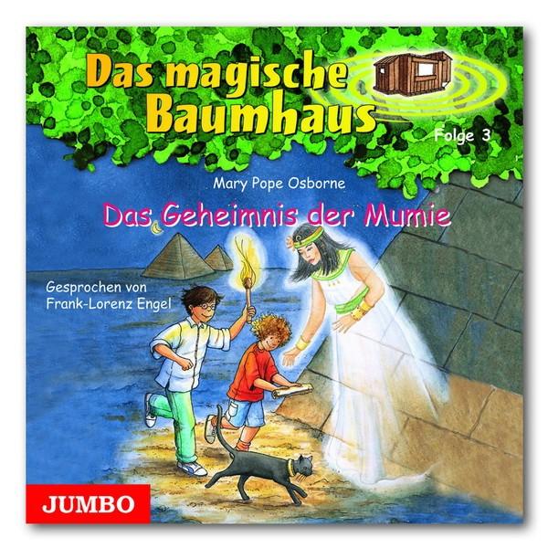 CD Magisches Baumhaus: Das Geheimnis der Mumie (03)