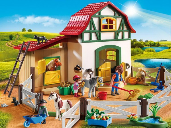Playmobil 6927 - Ponyhof (Country)