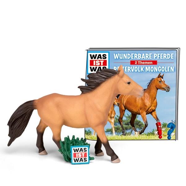 Tonies - WAS IST WAS - Wunderbare Pferde - Reitvolk Mongolen - Hörspiel