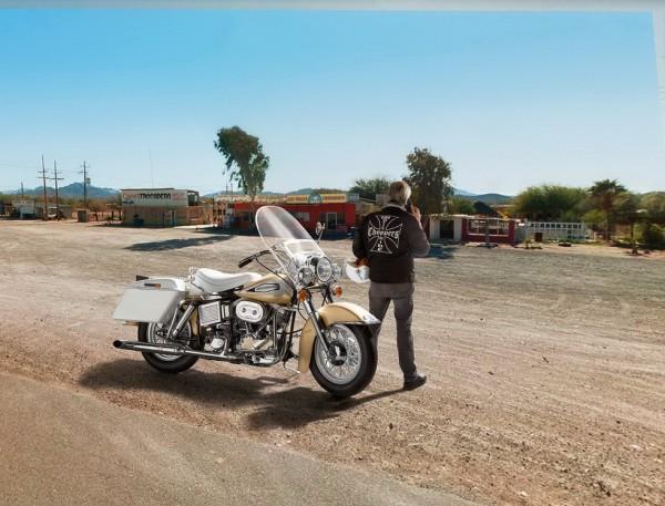 Revell 07937 - US Touring Bike - Motorrad Modell