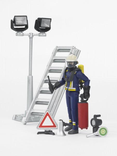 bworld 62700 - Figurenset Feuerwehr