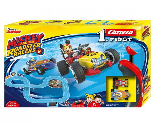 Carrera FIRST - Mickey and the Roadster Racers (20063013)