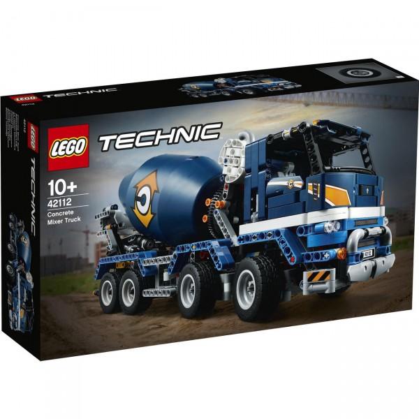 LEGO Technic 42112 - Betonmischer-LKW