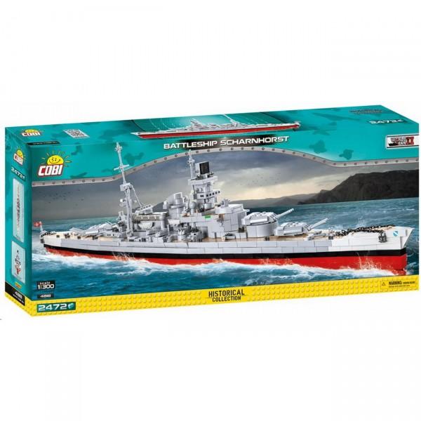 COBI - Schlachtschiff Scharnhorst (4818)