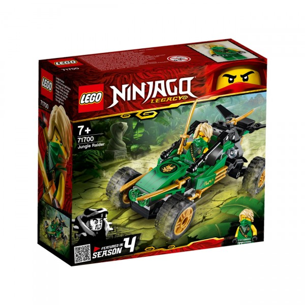 LEGO NINJAGO - Lloyds Dschungelräuber (71700)
