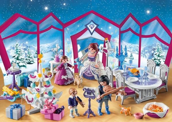 Playmobil 9485 - Adventskalender Weihnachtsball im Kristallsaal