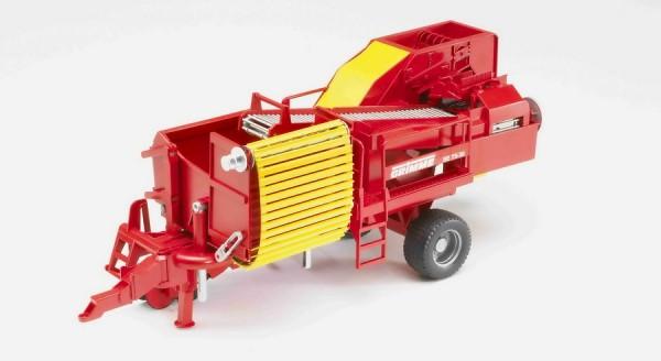 BRUDER 02130 - Grimme SE75-30 Kartoffelvollernter