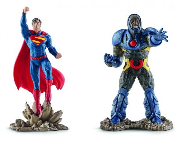 Scenery Pack Superman vs Darkseid - Schleich 22509