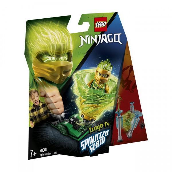 LEGO NINJAGO (70681) Spinjitzu Slam - Lloyd