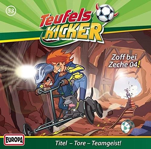 CD Teufelskicker: Zoff bei Zeche 04 (53)