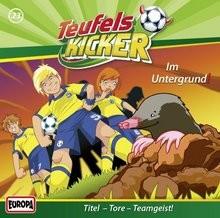 CD Teufelskicker: Im Untergrund (23)