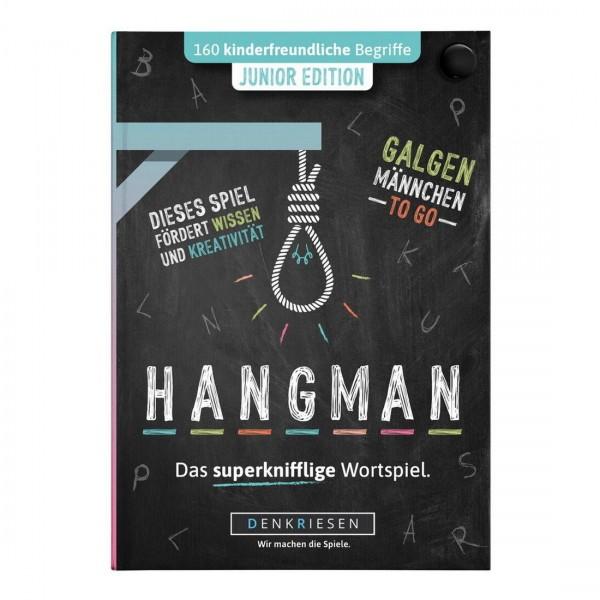 HANGMAN Junior - A5 (DENKRIESEN)