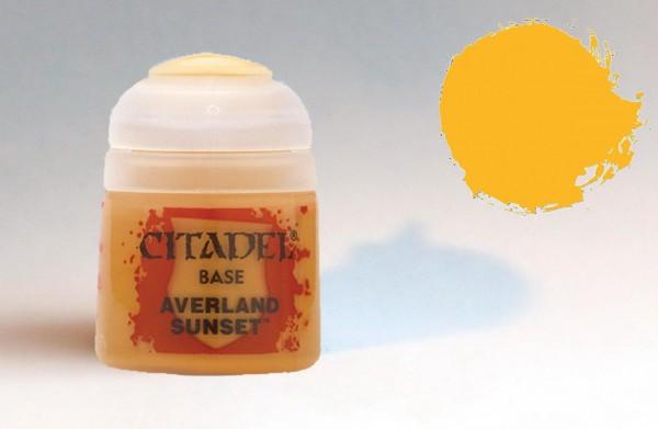 Citadel BASE Farbe - Averland Sunset - 21-01